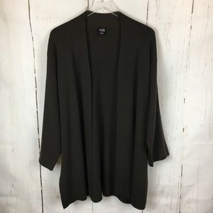 Eileen Fisher | 100% Wool Cardigan